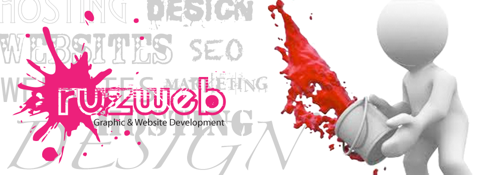 Graphic & Web Design + Hosting